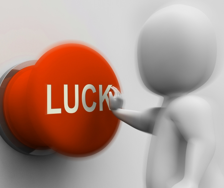 8913713-luck-pressed-shows-gambling-fortunate-and-risk